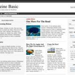 Magazine Basic Theme for WordPress