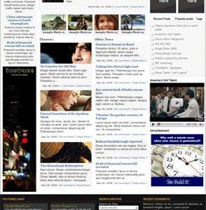 Gabfire NewsPro Magazine WordPress Theme