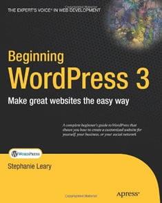 Beginning WordPress 3 Book Published