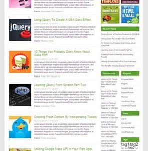 Freshblog WordPress Magazine Theme