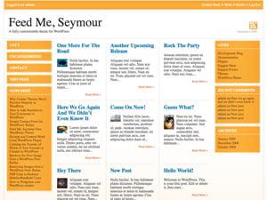 Feed Me, Seymour
