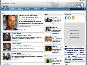 NewsPress Theme