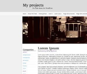 Fudo WordPress Theme