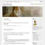 Misty Look WordPress Theme
