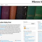 Pilcrow WordPress Theme Announced