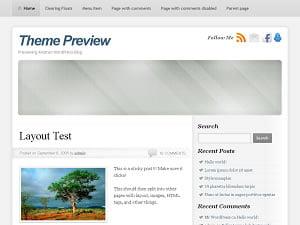 SmartOne WordPress Theme