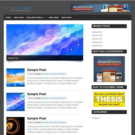 quik-wordpress-theme