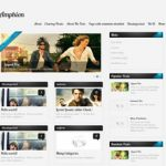 Amphion Lite WordPress Magazine Theme