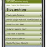 BAAP Mobile Version WordPress Toolkit