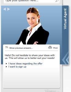 Virtual Agent Software Plugin for WordPress
