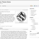 Nest Theme for WordPress