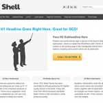 Shell Lite Theme for WordPress