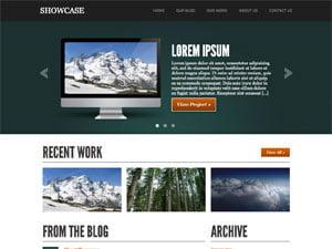 Showcase Theme for WordPress