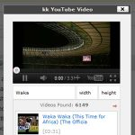 kk Youtube Video for WordPress