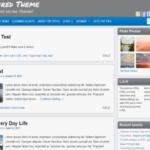 Admired Theme for WordPress