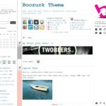 Boozurk Theme for WordPress