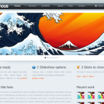 Famous Theme for WordPress