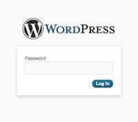Password Protected plugin for WordPress