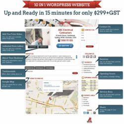 OnePager 2.0 WordPress