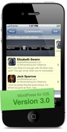 WordPress for iOS 3
