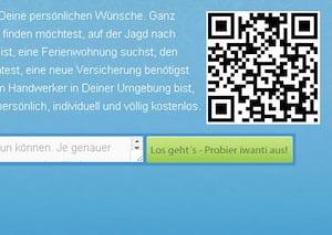 WordPress QR code generator