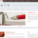 Path Magazine Theme for WordPress