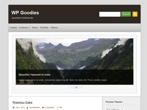 Priimo Theme for WordPress