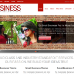 Small Business Theme for WordPress