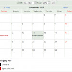 Spiffy Calendar for WordPress