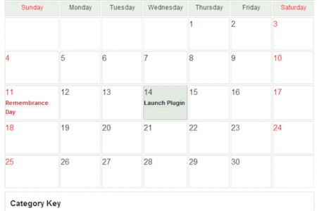 Spiffy Calendar for WordPress