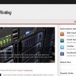 Wave Hosting Theme for WordPress