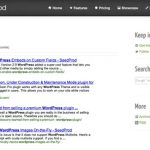 WordPress Google Search Plugin