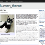 bitLumen Theme for WordPress