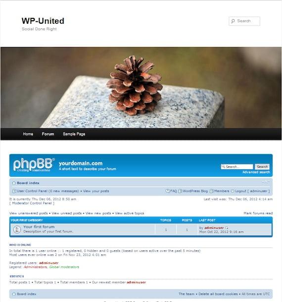 WP-United