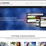Celestial – Lite responsive WordPress theme