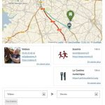 Nearby Map by Wabeo for WordPress