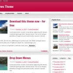 zeeNews Theme for WordPress