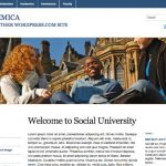 Academica Theme for WordPress
