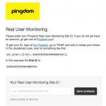 Pingdom Announces WordPress Plugin