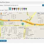 Up2 Map Places for WordPress
