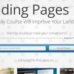 WordPress Easy Landing Pages