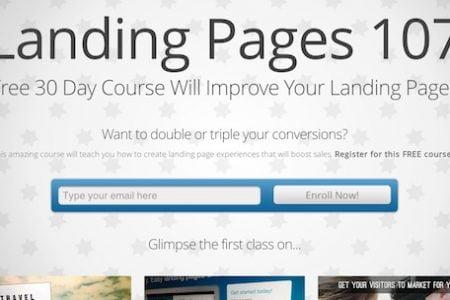 WordPress Easy Landing Pages