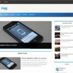 iMag Mag Theme for WordPress