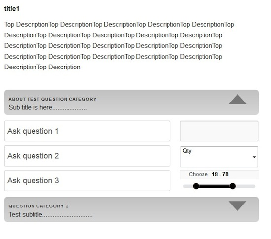 Online Survey Plugin