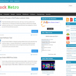 Wrock Metro Magazine Theme for WordPress