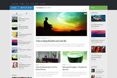 Hueman Responsive Magazine Theme for WordPress