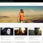 Inkness Theme for WordPress