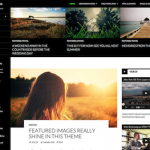 Twenty Fourteen Magazine Theme for WordPress