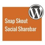 Snap Skout Announces Social Sharebar Plugin for WordPress