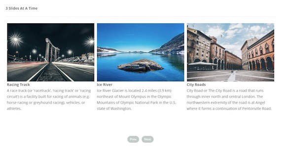Responsive Slider Plugin WordPress